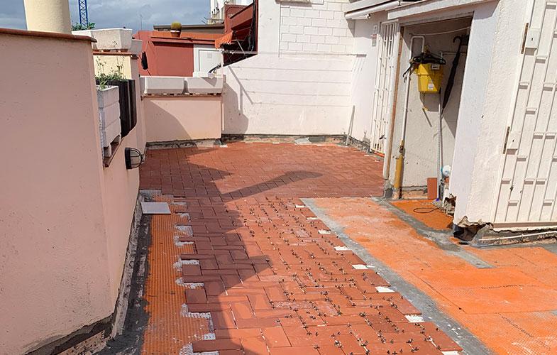 reformas de terrazas en barcelona Don Bany Cuina