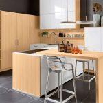 distribuidor oficial de cocinas Roca: cocina Roca madera