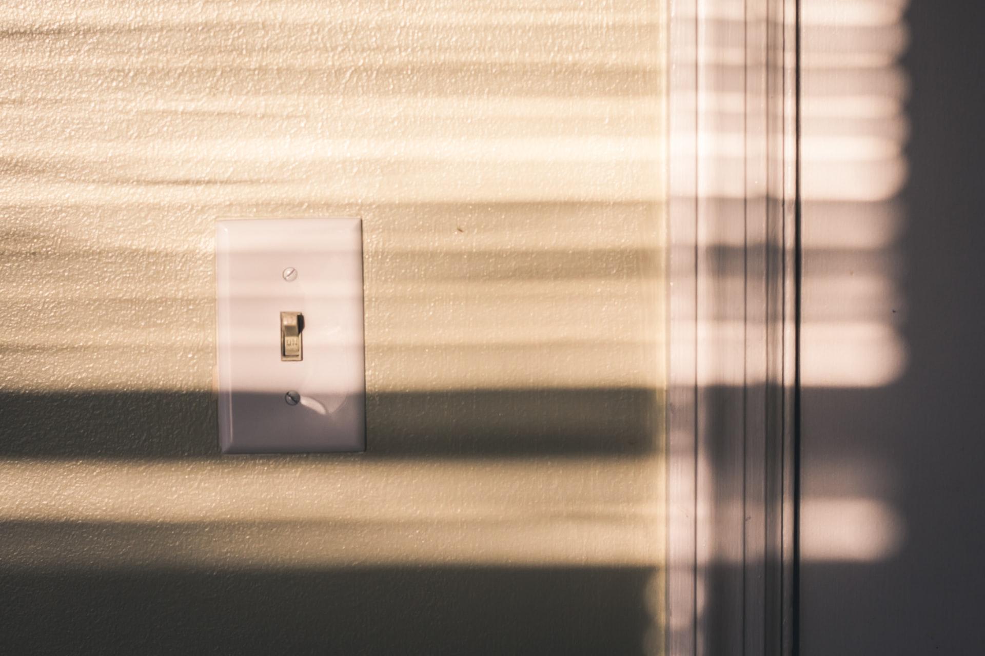 integrar los interruptores en la decoración de un hogar